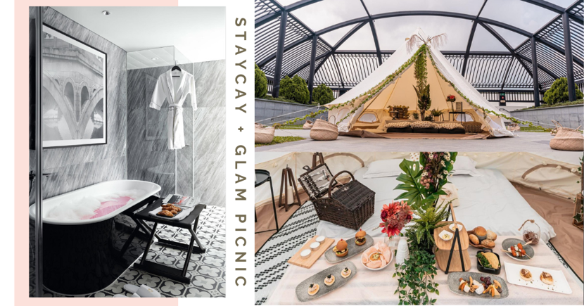 Grand Park City Hall Has Staycations With Rooftop Glamping Picnics & Free Breakfast Till 30 June 2021