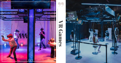5 Best Virtual Reality Gaming Arcades In Singapore From Just $9