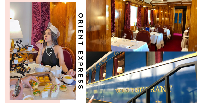 Orient Express Dining In A Train Carriage In Singapore Is Extended To Sept 2021 With A New Menu