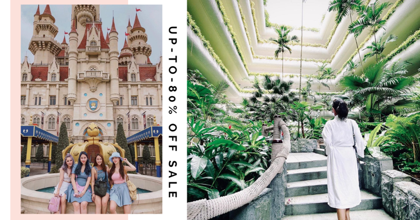 Up-To-80% Off Traveloka Sale On Staycations, Universal Studios Singapore & More SRV-Eligible Experiences