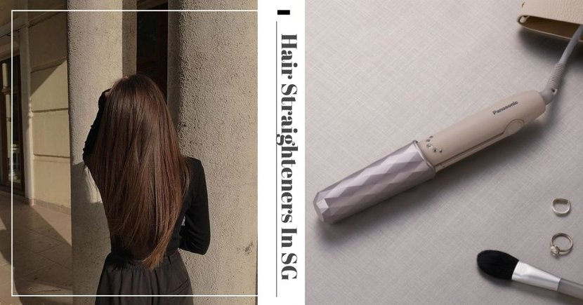 7 Best Hair Straighteners In Singapore From $29 For Smooth & Shiny Tresses