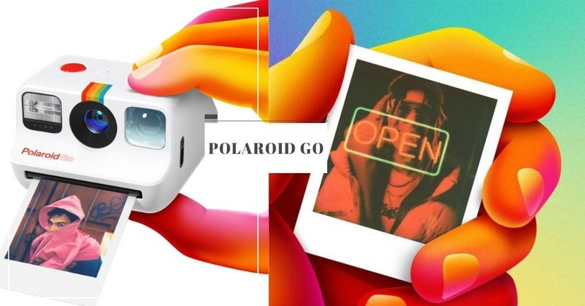 Polaroid Launches Smallest Instant Camera Ever With Cute Mini Films, Available For Shipping To Singapore