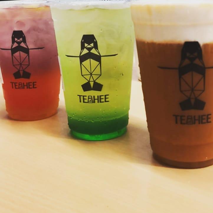 teahee bubble tea studio singapore