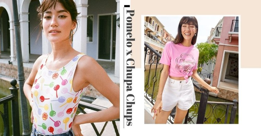 New Chupa Chups-Themed Apparel & Accessories In Singapore, Prices Start From Only $9.90