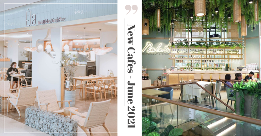 14 New Cafes In June 2021 - Cappadocia-Themed Restaurant, Santorini Vibes, & Izakaya w/ Sakura Decor