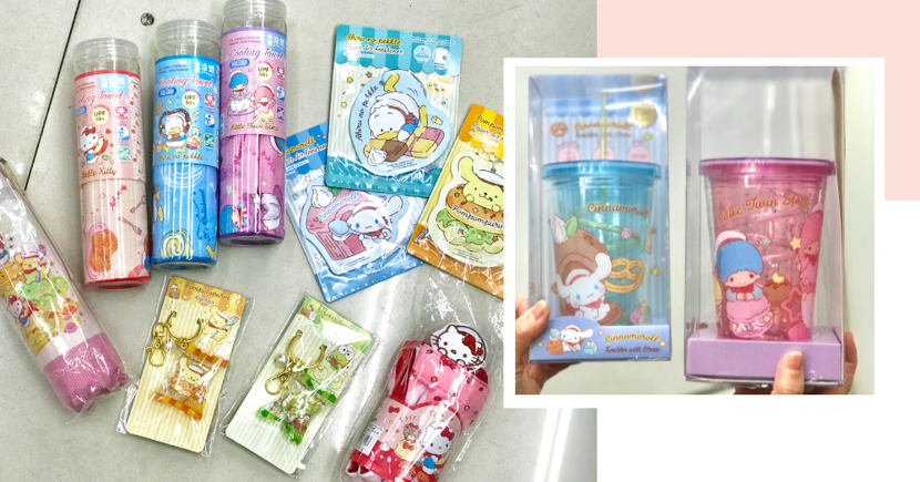 More 7-Eleven Singapore Sanrio Merchandise Is Out Now, Here's The Full Price List