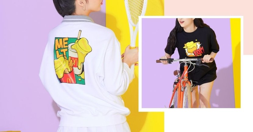 """BTS x McDonald's Second Merchandise Collection References Their New Song """"Butter"""", Now Available For Pre-Orders"""