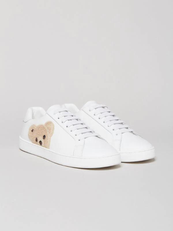 Palm Angels Teddy Bear Tennis Sneaker