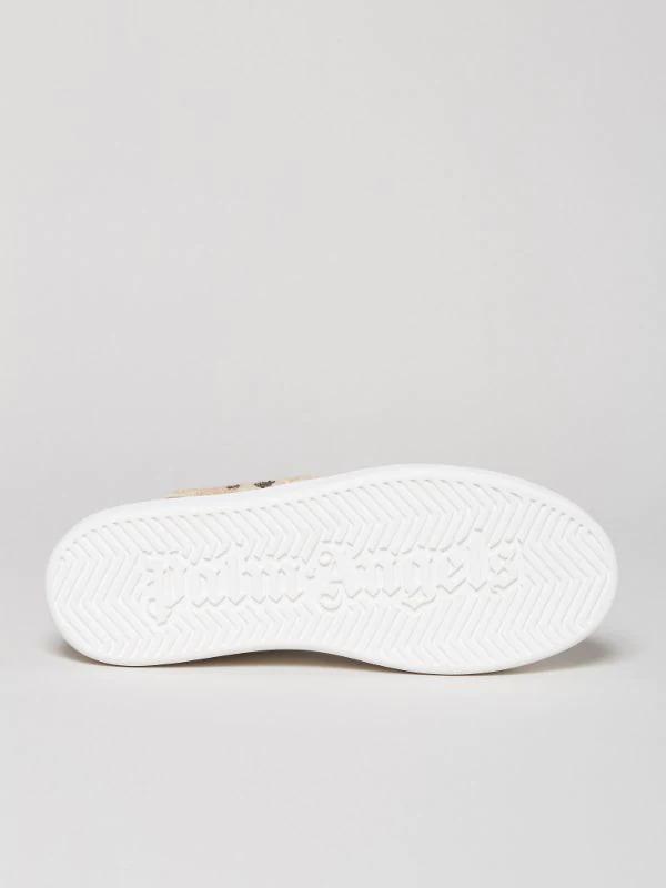 Palm Angels Teddy Bear Tennis Sneaker soles