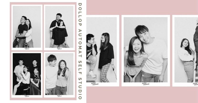 New Studio In Singapore Lets You Take Korean-Inspired B&W Photos, Bring Home 5 Prints