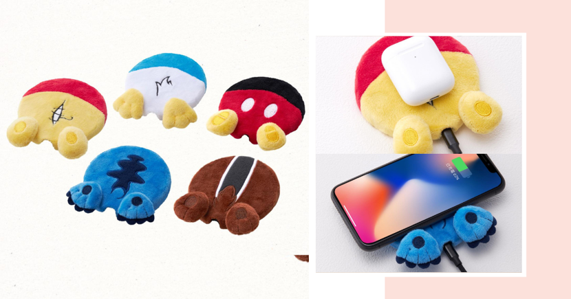 Wireless Phone & AirPods Chargers Look Like Disney Characters' Butts, Shop These Online In Singapore