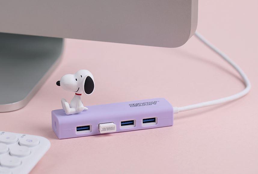 Snoopy Royche USB hub Singapore