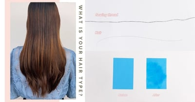 3 Simple Tests You Can Do At Home To Determine Your Hair Type & How To Care For It