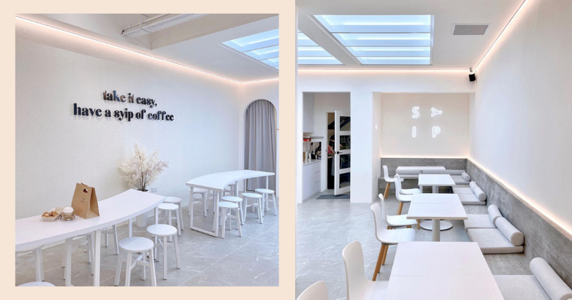 SYIP: New Minimalist Cafe In Singapore Has 20% Off Entire Menu For Takeaway