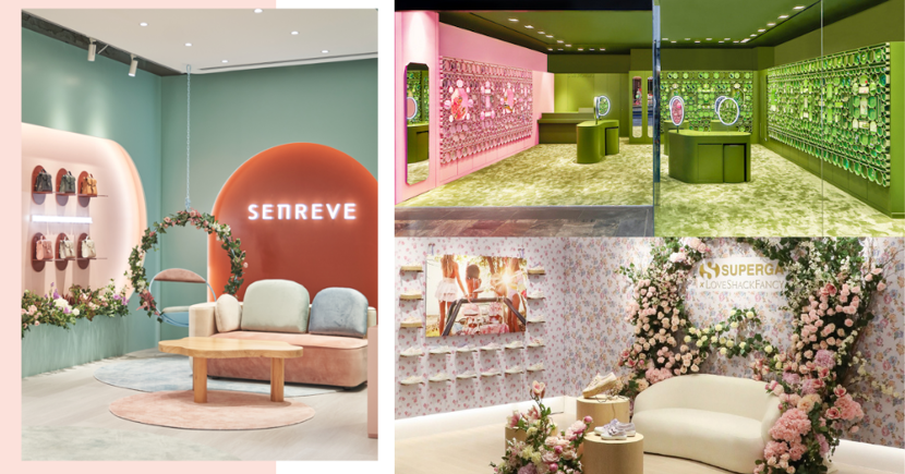 6 New Stylish Stores In Singapore's Town/City Area That'll Give You An IG-Worthy Shopping Experience