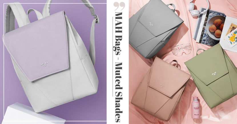 These Minimalist Backpacks Come In Muted Pantone-Inspired Shades, Can Fit Laptops w/o Cramping Your Style