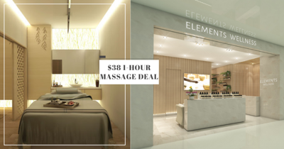 Spa With 4 Outlets In Town Is Having A $38 1-Hour Full Body Massage Promo For Pampering On A Budget