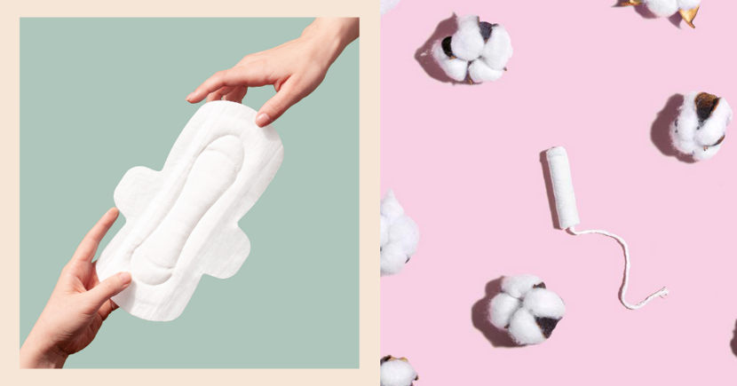 The Most Comfortable Pads & Tampons For Sensitive Skin & A Heavy Flow