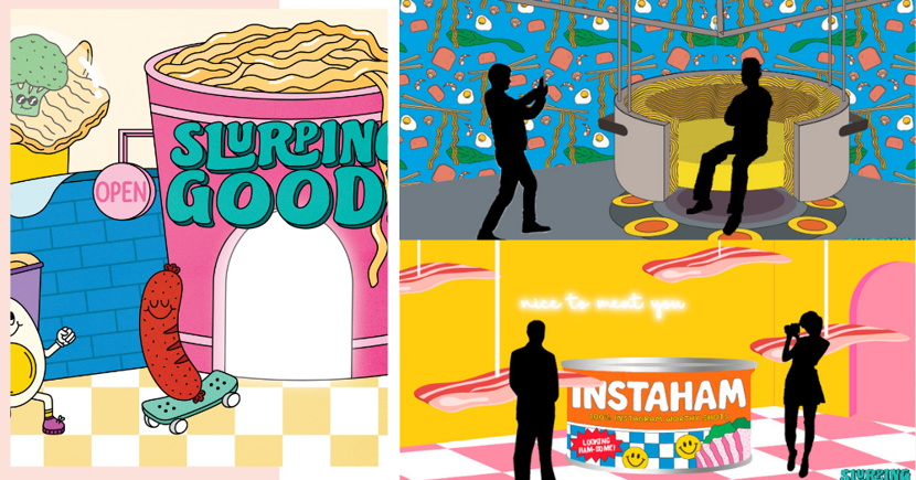 New IG-Worthy Cup Noodle-Themed Exhibition In Singapore: Free Goodie Bag & Vouchers + Early Bird Tickets