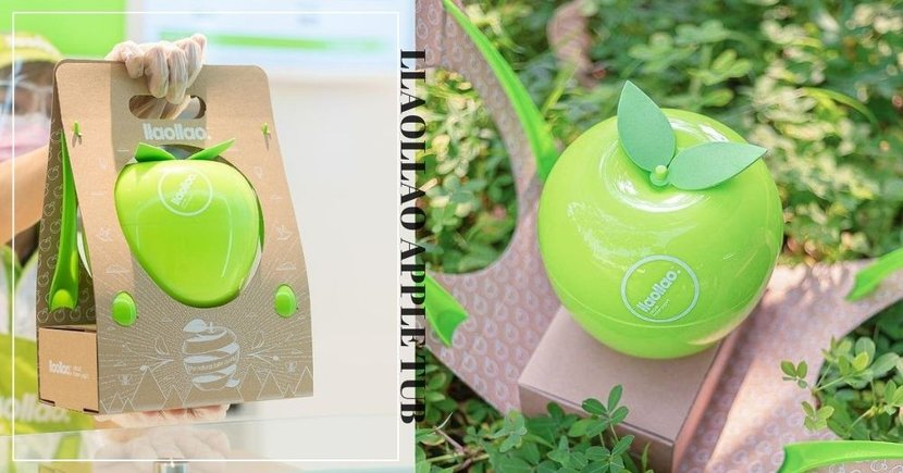 Adorable llaollao Apple Takeaway Tub Comes With Free Topping, Available In-Stores & On Delivery Platforms