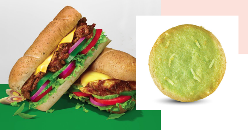 New Subway Menu Additions In Singapore: Sandwiches & Cookie Available For A Limited Time