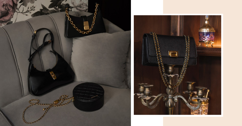8 Gorgeous Black Charles & Keith Mini Bags Under $80 In Singapore