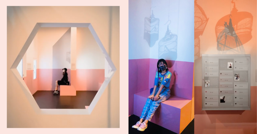 Pink IG-Worthy & Nostalgic Pop-Up Installation In Singapore Has Free Entry For Singaporeans & PRs