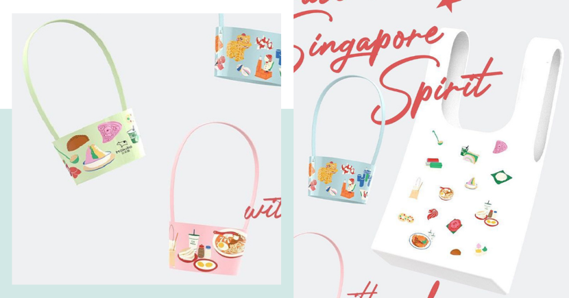 Milksha Singapore Is Giving Away Free Bubble Tea Cup Sleeves & Eco Bags With Purchase