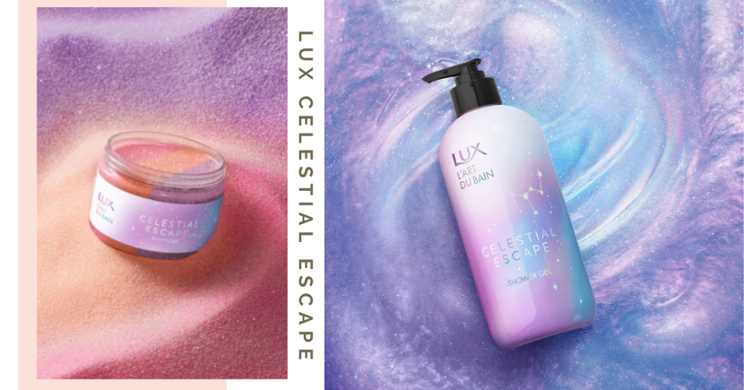 These New Celestial-Themed Body Care Items Come In Iridescent Hues Inspired By The Milky Way