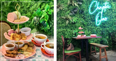 The Hainan Story: New $19.90 High Tea Set In Singapore Is Available 24/7