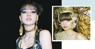 Beauty Inspo From Blackpink Lisa's LALISA MV We Can't Stop Thinking About