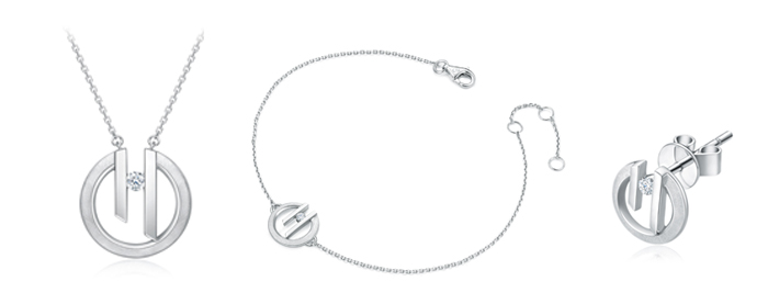 hyun bin chow tai fook jewellery 925 collection_white gold 1