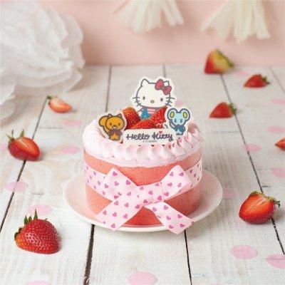 Polar Puffs & Cakes x Hello Kitty_Kitty & Friends