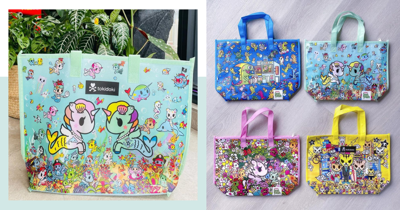 Free tokidoki Cooler Bags With Min. Purchase Of Selected Products At Supermarkets In Singapore