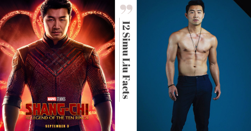 12 Facts About Simu Liu, The Actor Who Played Shang-Chi AKA Marvel's First Asian Superhero