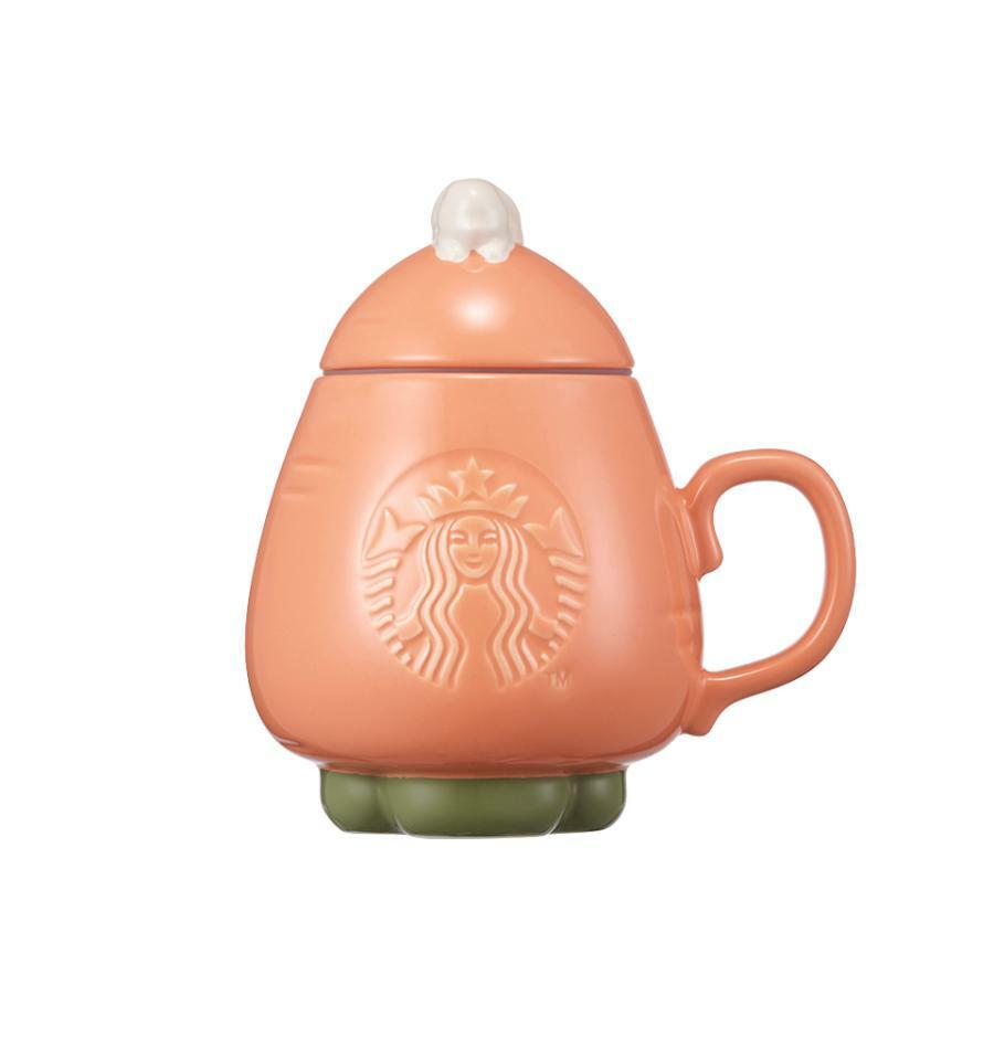 Starbucks Korea Autumn collection 2021_Siren Carrot Mug & Lid