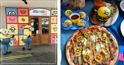 New Pop-Up Minion Cafe In Singapore: Insta-Worthy Themed Food & Decor, Exclusive Merchandise