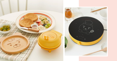 New Adorable KAKAO FRIENDS Kitchenware That You Can Shop Online In Singapore