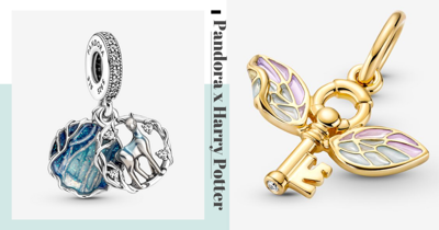 Pandora Has A Magical New Harry Potter Collection With Charms & Earrings, Now Available In Singapore